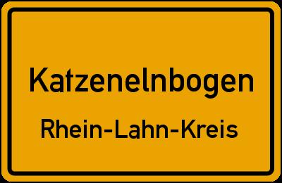 Ortseingang Katzenelnbogen